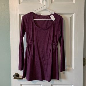 GAP Maternity top SMALL NWT